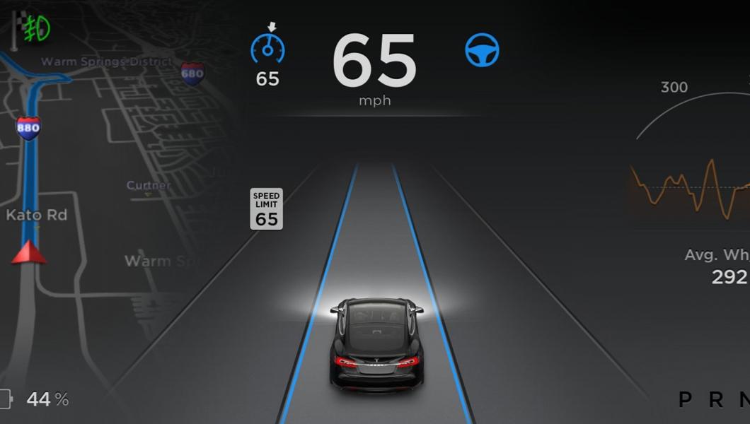 Tesla Software Enables More 'Autopilot' Features