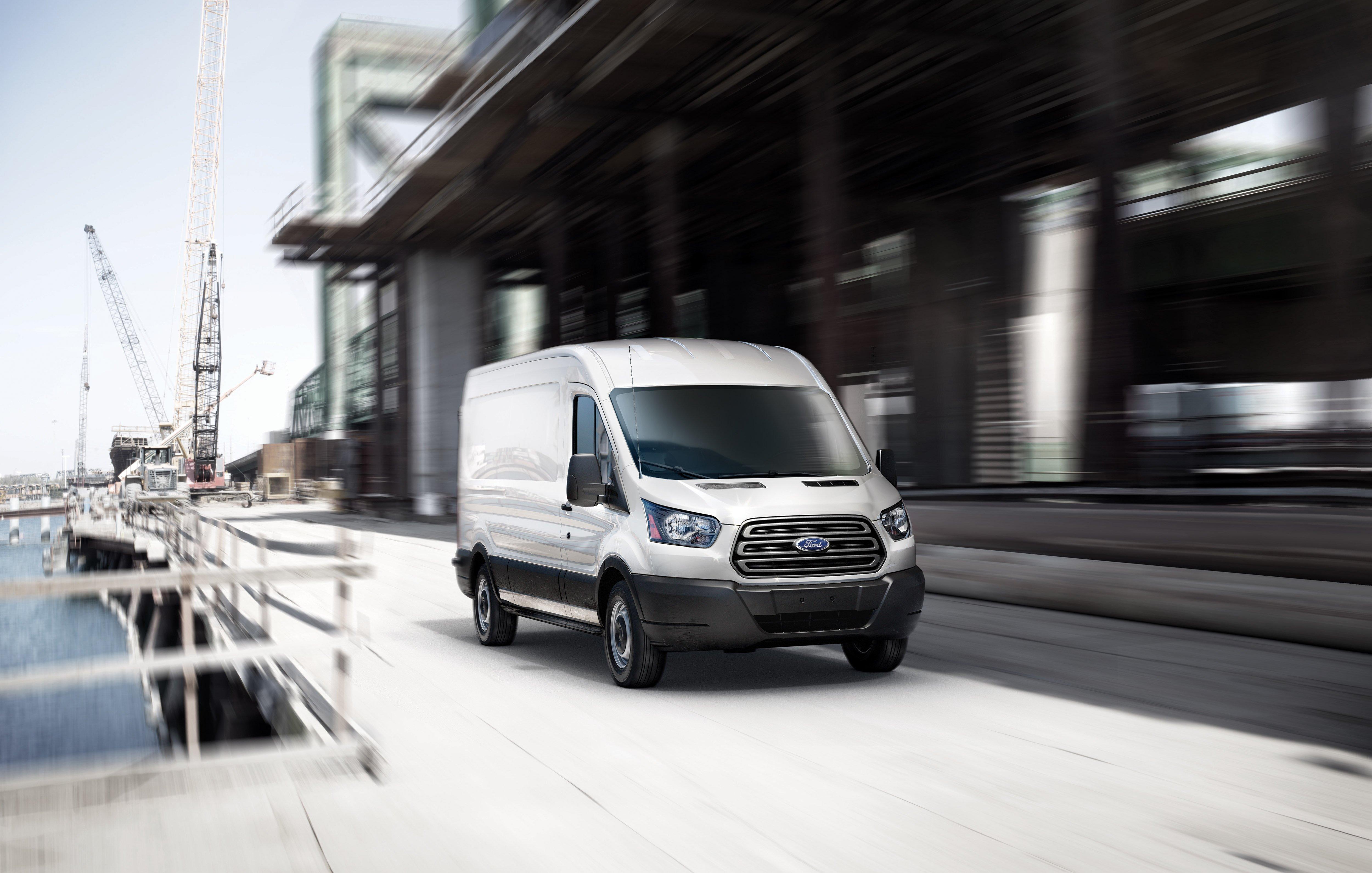 Ford Recalls Transit Vans for Air Bags