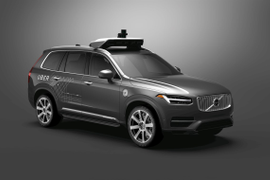 Volvo to Supply Uber 20K+ Autonomous Vehicles