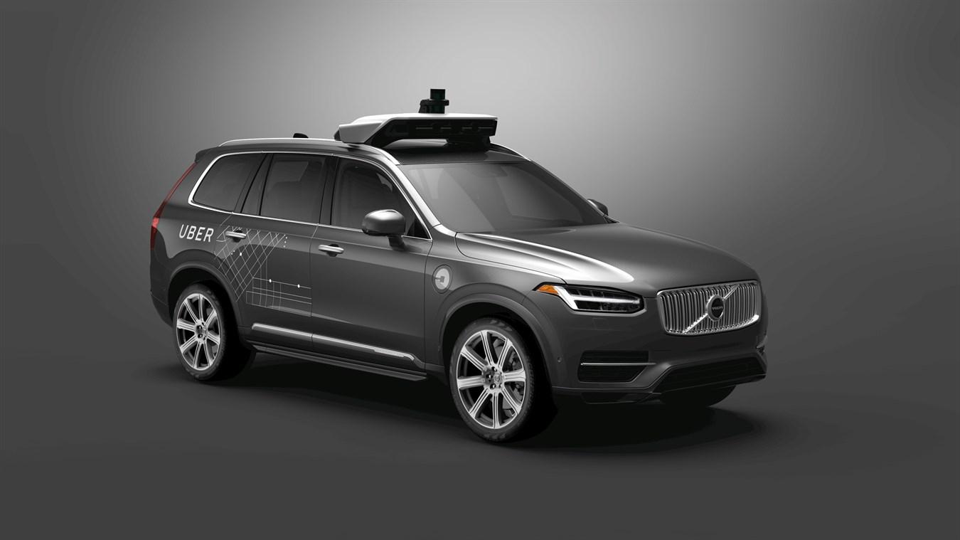 Volvo to Supply Uber 20K+ Autonomous Vehicles