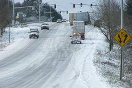 Fleet Safety Tip: Winterizing Vehicles