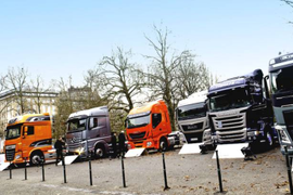 EU Commercial Vehicle Registrations Up 3.3% in May