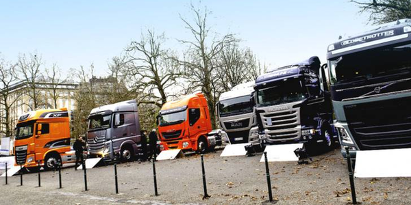 Commercial vehicle registrations were at 212,222 units in the EU in May, which was bolstered by...