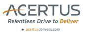 - Logo courtesy of Acertus.