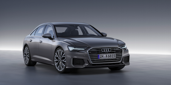 Audi's 2019 A6 will enter its eighth generation with a revamped MMI infotainment system that...