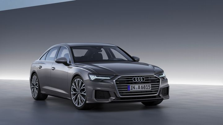 Audi's 2019 A6 will enter its eighth generation with a revamped MMI infotainment system that offers haptic feedback and a new powertrain with a mild-hybrid system.