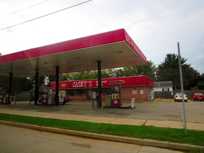 Casey's General Stores owns and operates a chain of 2,074 convenience stores spanning sixteen states. - Photo via Wikimedia Commons/Corey Coyle.