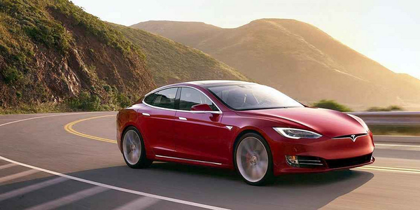 Federal regulators are investigating an accident involving a Tesla Model S and fire department...