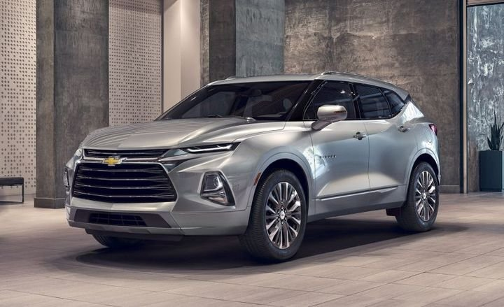 The 2019 Chevrolet Blazer midsize SUV will slot between the Equinox and Traverse in the Chevrolet lineup.