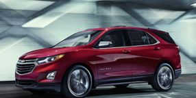 GM Offers Fleet-Only Chevrolet Equinox for 2019