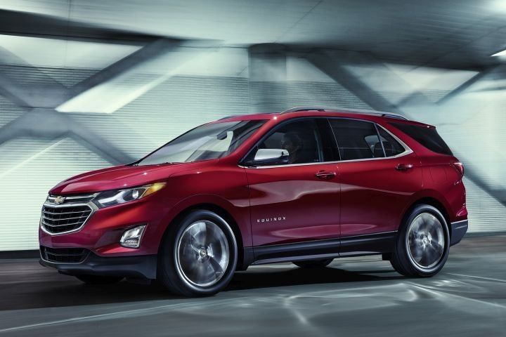 Fleet purchasers can acquire a stand-alone Equinox fleet model with standard advanced driver assistance technology.