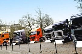 EU Commercial Vehicle Sales Suffer from COVID-19