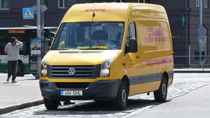 DHL aims to reduce transit times by up to 50% compared to the traditional trucking industry. - Photo courtesy of Dmitry G/Wikimedia Commons.