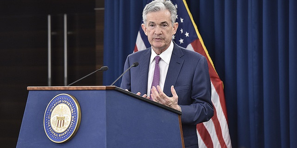 Chairman Jerome Powell discusses the decision to raise the Federal Funds Rate by a quarter point...