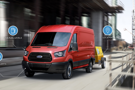 Spireon Gains Access to Ford's Mobility Cloud
