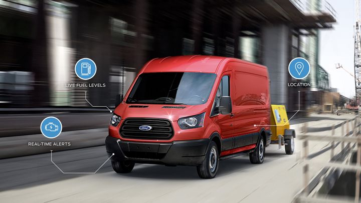Ford-specific vehicle data will be available through the FleetLocate web and mobile applications to improve fleet management for customers.