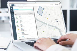 Donlen Integrates Ford Vehicle Data in Telematics Platform
