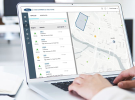Ford Commercial Services will serve secure data aboutcommercial and police fleet vehicles as part of its cloud-based mobility initiative.