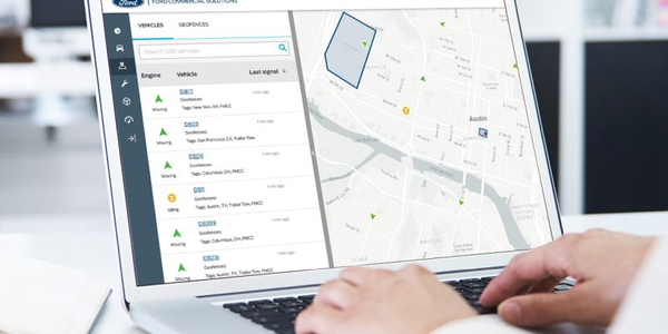 Donlen will offer its fleet customers vehicle data powered by Ford's connected-vehicle business...