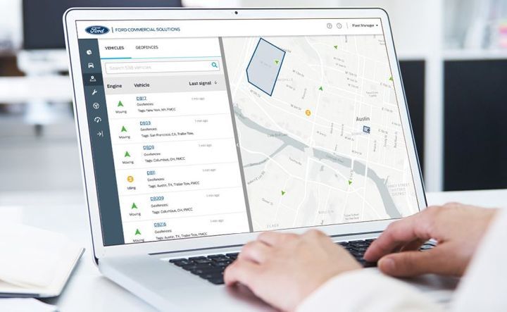 Donlen will offer its fleet customers vehicle data powered by Ford's connected-vehicle business unit.