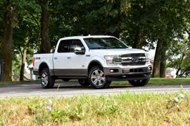 Ford Recalls 410K F-Series Pickups