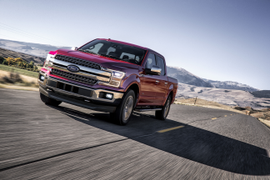 Ford to Resume Truck Production
