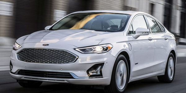 One commercial fleet plans to shift to compact SUVs following Ford's plan to phase out most of...