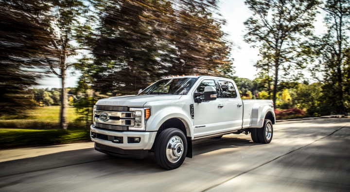 Ford and Verizon Connect have extended therfleet telematics agreement for several more years.  - Photo courtesy of Ford.