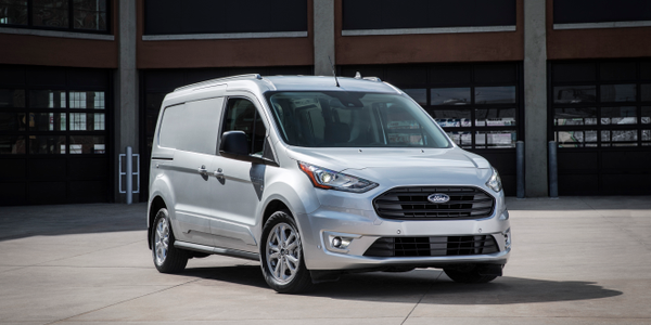 Ford has announced its 2019-model-year fleet incentives, including the 2019 Transit Connect...