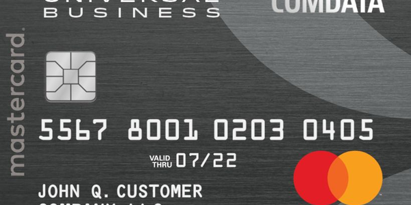 Comdata's new universal business MasterCard allows service fleets to charge non-fuel items and...