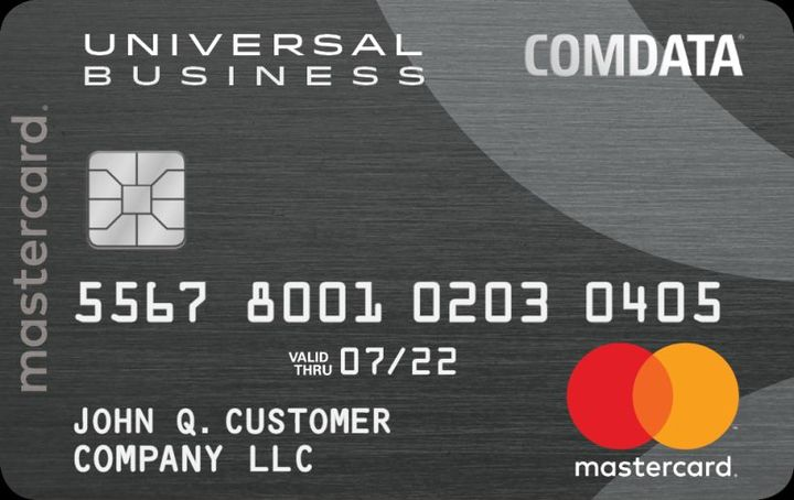 Comdata's new universal business MasterCard allows service fleets to charge non-fuel items and retain controls over driver spend. - Photo courtesy of FleetCor.