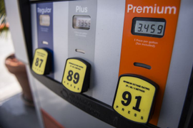 Gasoline Increases to $2.88 per Gallon