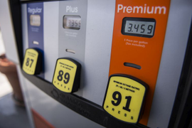 Gasoline Prices Continue to Fluctuate