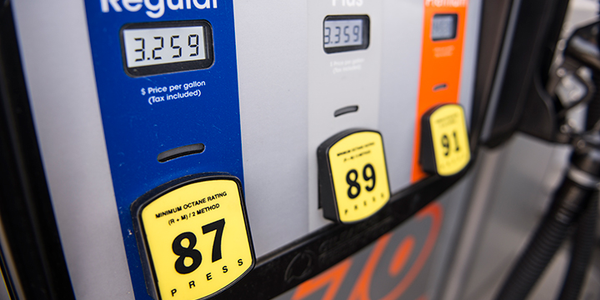 The nation's average gasoline price has reached $2.86 per gallon.