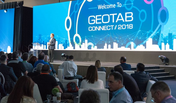 Geotab's co-founder Colin Sutherland told attendees of Geotab Connect that the telematics provider is well positioned for disruptive technology changes in the coming years.
