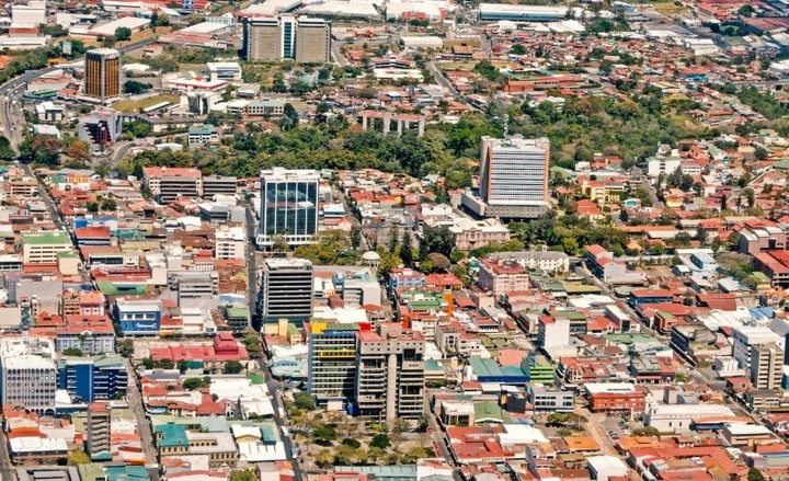 The conference will be hostedin San Jose, Costa Rica, April 2 to 3, 2019. - Photo of a partial view of Downtown San Jose, Costa Rica, courtesy of Bernal Saborio via Flickr. Photo was cropped to fit the webpage.CC BY-SA 4.0