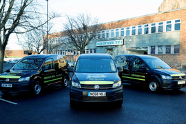 U.K. Food and Beverage Fleet Adds VW Vans