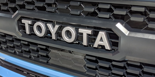 Toyota South Africa partnered with technology companies Altron and Vodacom Business for the...