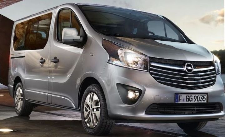 The German automaker, which is a subsidiary brand of Groupe PSA, will initially reintroduce itself into the market with the Grandland X SUV; the Zafira Life MPV; and the Vivaro light commercial vehicle (pictured). - Photo courtesy of Opel.