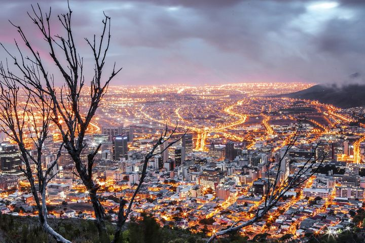 Photo of Cape Town, the capital of South Africa. - Photo: Pixabay