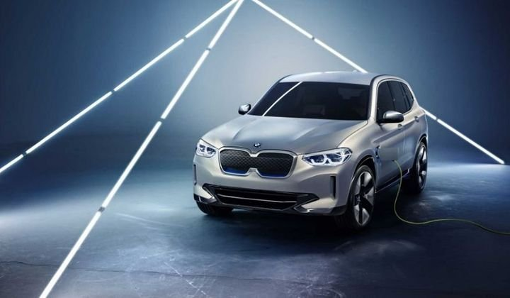 BMW is expanding its footprint in China by increasing capacity for two of its production facilities in the country, and will include the production of the BMW iX3 (pictured), the first all-electric core model of the BMW brand, in 2020.