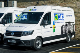 Volkswagen Vans Tested for U.K. Fleet