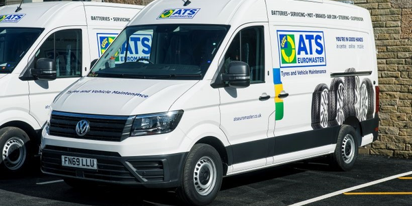 The European-based tire replacement operation signed a deal with Volkswagen Commercial Vehicles...