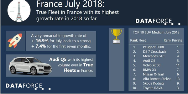 July is a typically strong month for vehicle registrations in France, and this month is not an...