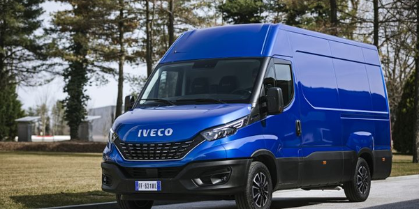 Purchasers of Iveco's Daily cargo van will now be able to add a telematics bundle from the...