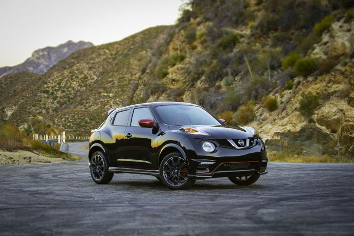 Photo of Nissan Juke Nismo RS. 