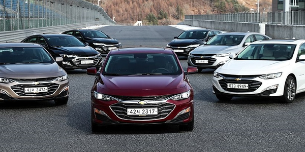 The all-new Malibu received a mid-cycle refresh for the new model year and is also available...