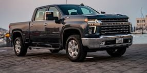 2020 Silverado HD Available in the Middle East