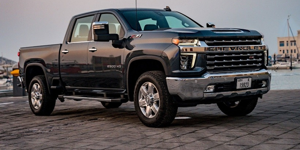 The Silverado HD is longer, wider and taller than its predecessor and available in three...