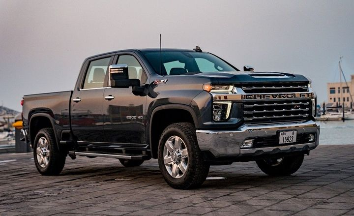 The Silverado HD is longer, wider and taller than its predecessor and available in three distinct trims.